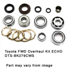 Toyota FWD Overhaul Kit ECHO DTS-BK279CWS