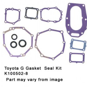Toyota G Gasket and Seal Kit K100502-89