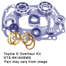 Toyota G Overhaul Kit DTS-BK160BWS