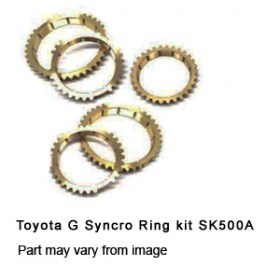 Toyota G Syncro Ring kit SK500A