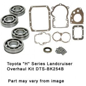 Toyota H Series Landcruiser Overhaul Kit DTS-BK254B