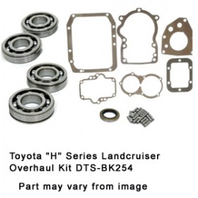 Toyota H Series Landcruiser Overhaul Kit DTS-BK254