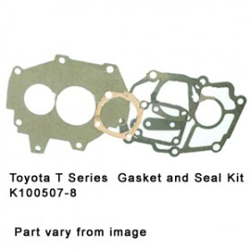 Toyota T Series  Gasket and Seal Kit K100507-8