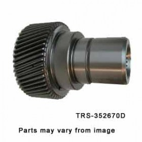 Trans_Case_NP241_Input_Shaft_TRS-352670D
