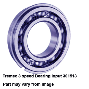 Tremec 3 speed Bearing Input 3015135