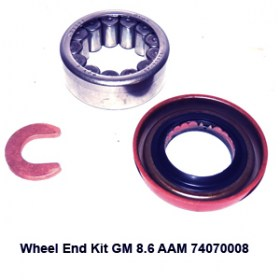 Wheel End Kit GM 8.6 AAM 740700087
